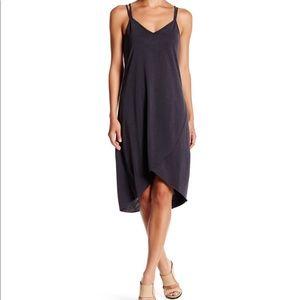 Socialite Modal Waterfall Strappy Dress